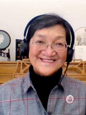 Marjorie  K. M. Chan (陳潔雯)