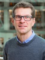 Photograph of Florian Diekmann