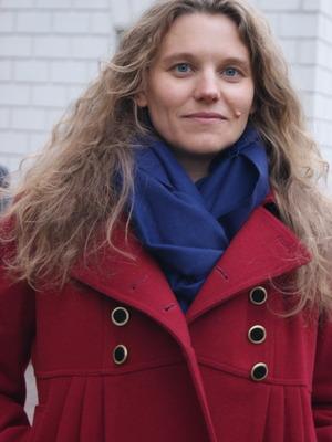 Sarah Van Beurden